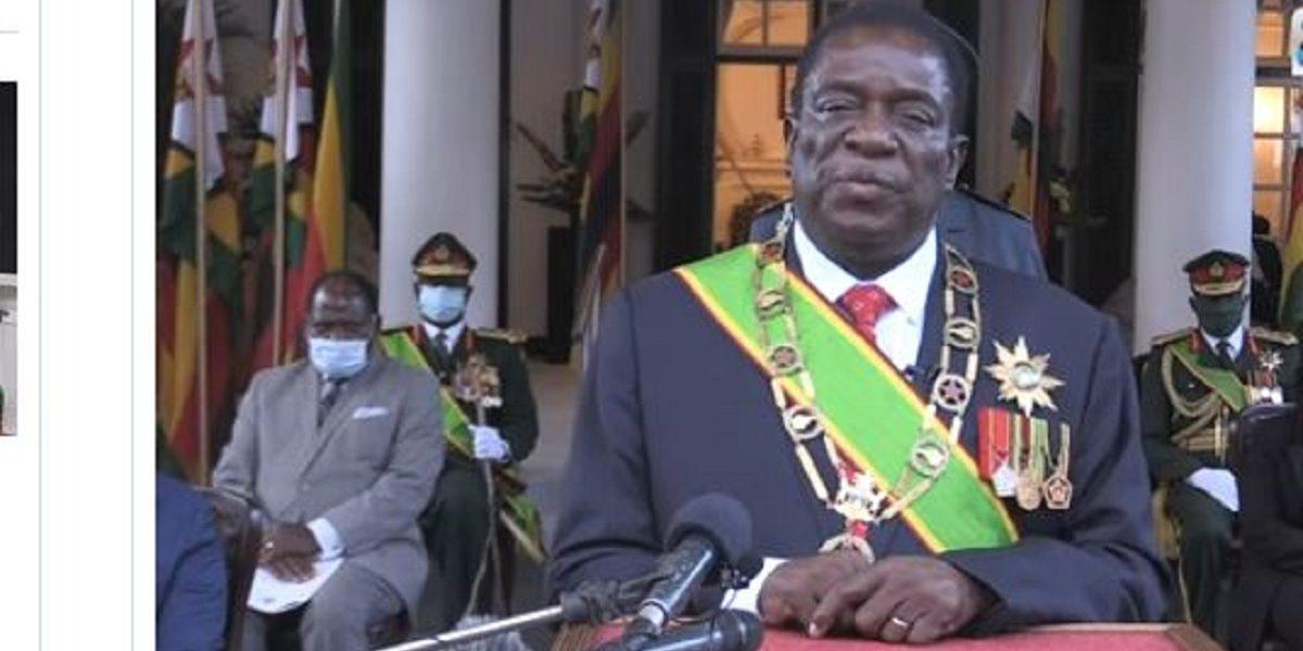 Mnangagwa Independence Speech Zimbabwe's future is bright