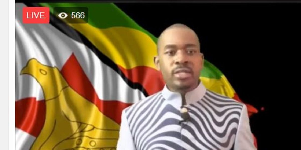 Resist Oppression - Nelson Chamisa fight for our own freedom MDC