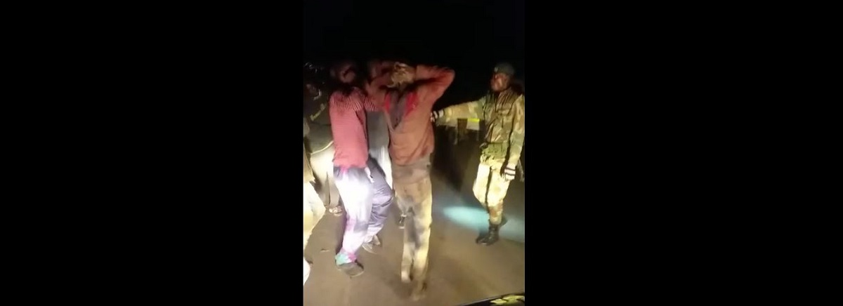Army and Police terrorise citizens