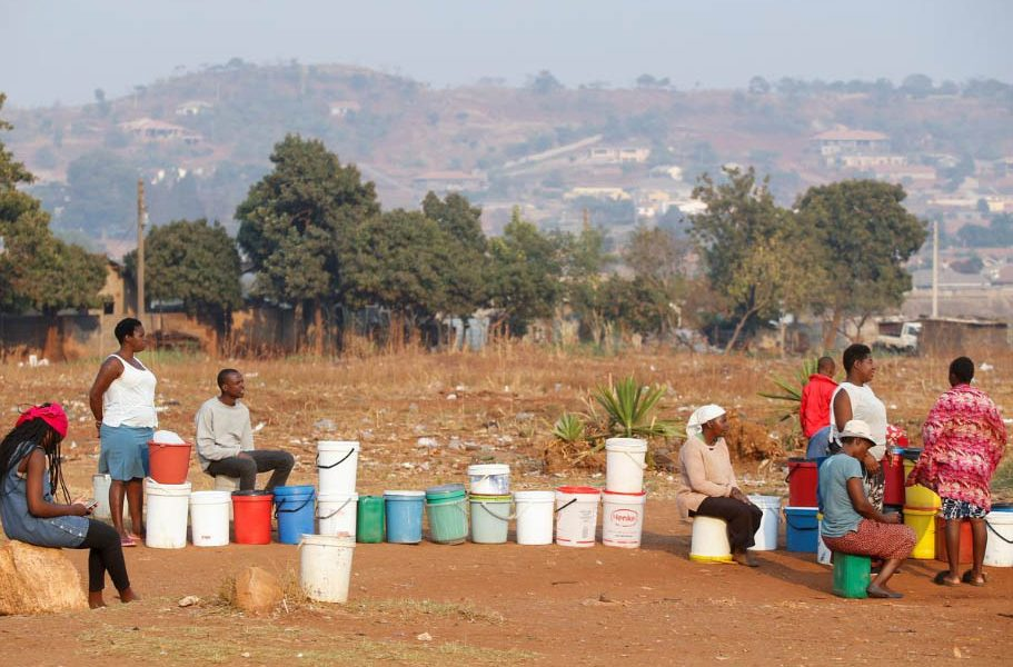 Water Crisis in Harare