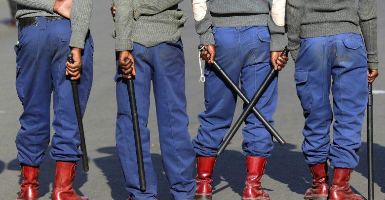 Zimbabwe Republic Police (ZRP)