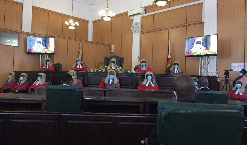 Constitutional Court - Supreme Court