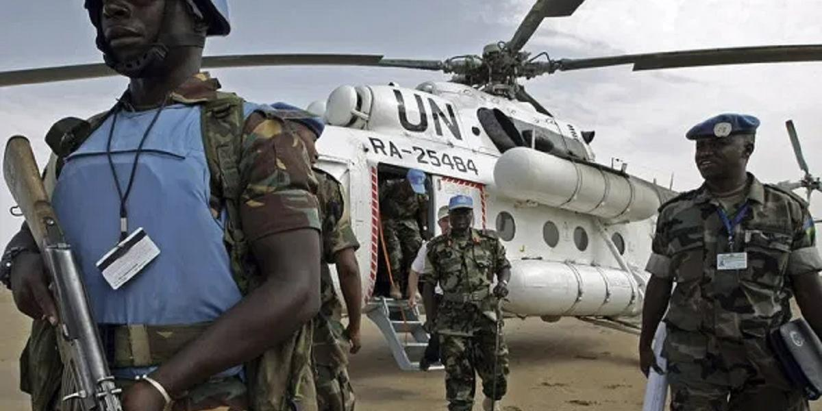 United Nations Peace Keepers