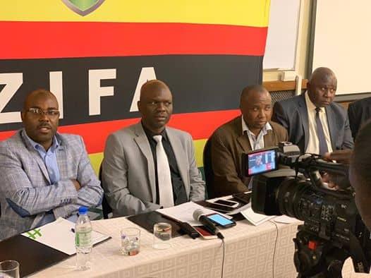 ZIFA Officials