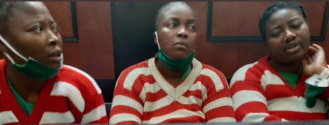 Joana Mamombe, Netsai Marova Cecilia Chimbiri denied bail