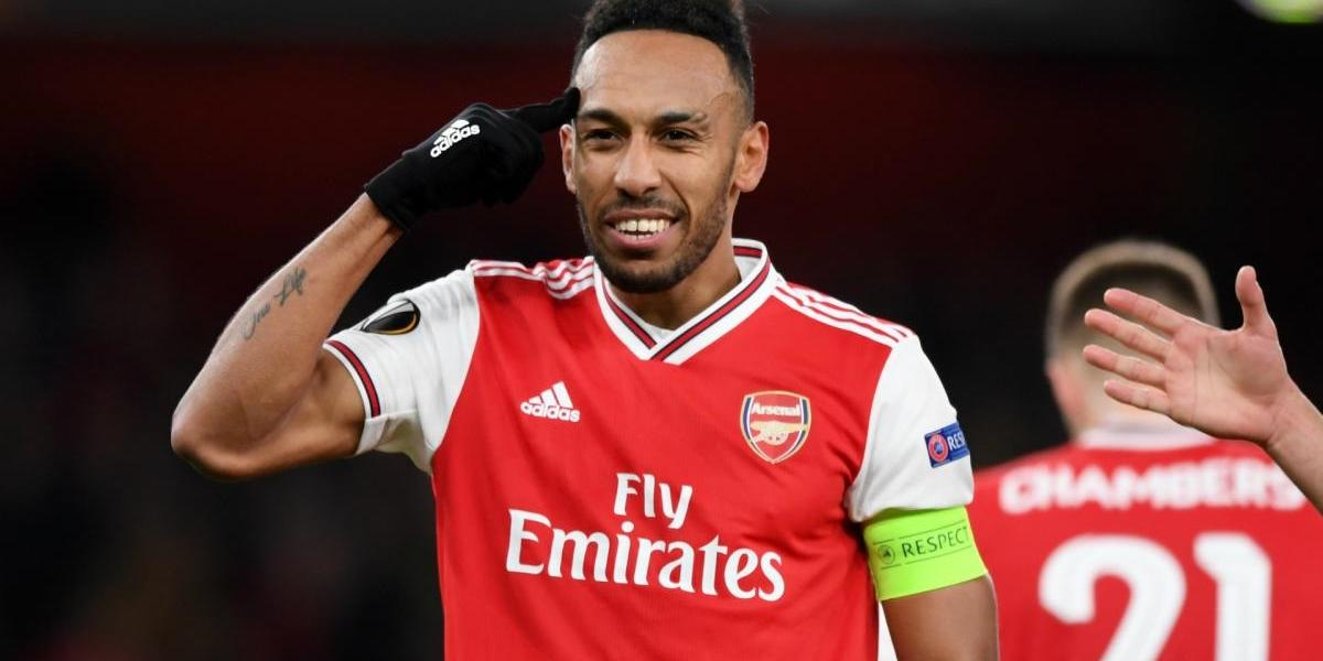 Aubameyang Becomes The 6th-Fastest Player To Score 50 Goals In PL History thumbnail