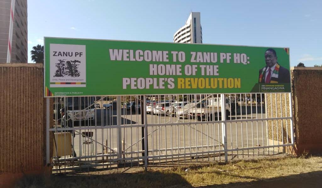 ZANU PF Headquarters