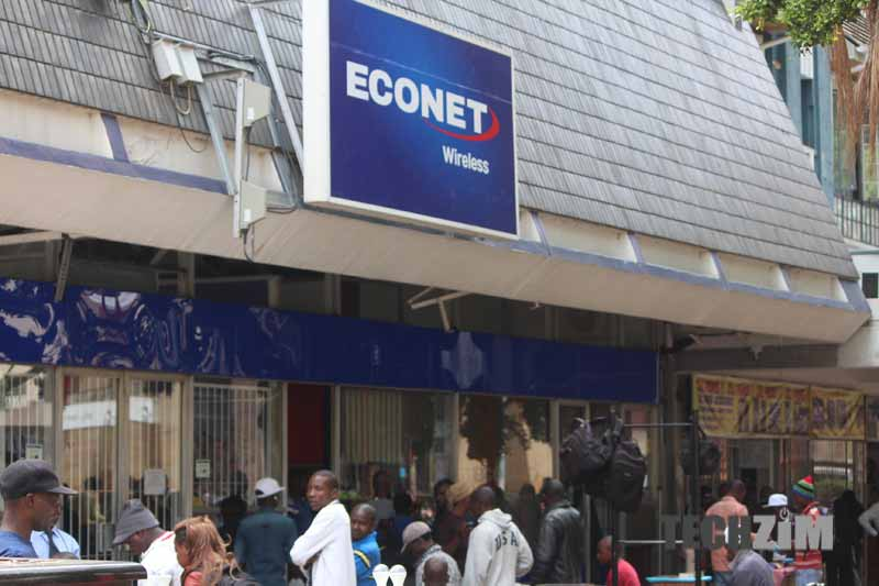 Econet Wireless Zimbabwe Data bundle prices
