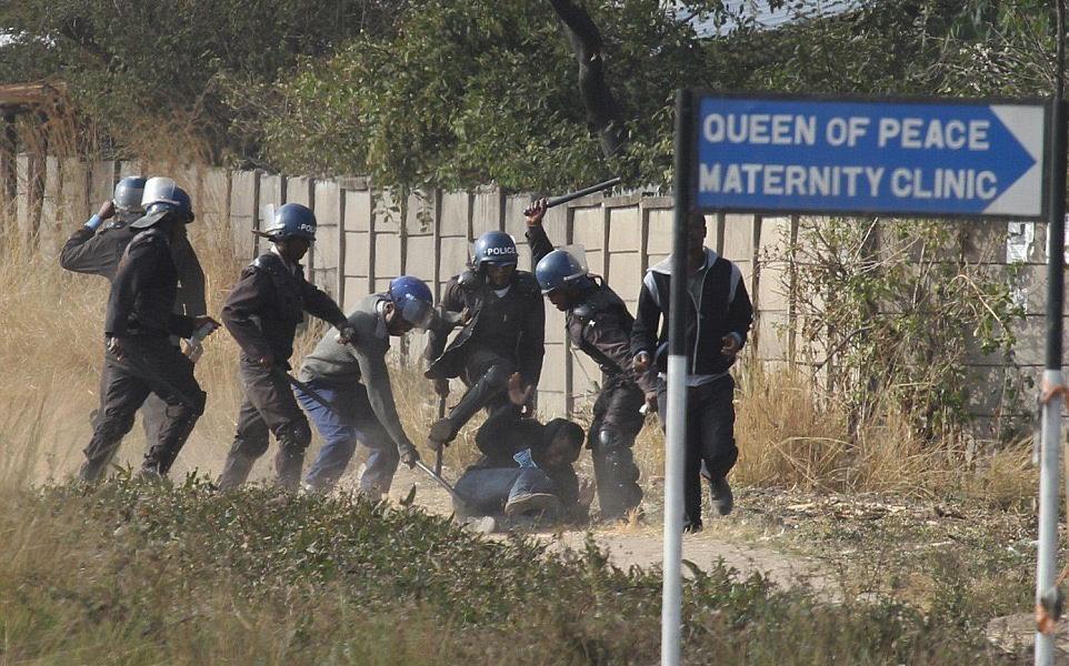 Police Brutality kazembe matanga pay USD10 000 Victims