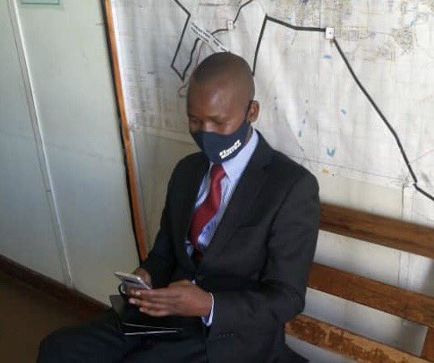 MDC Alliance official arrested for distributing face masks