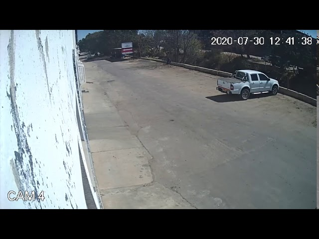Tawanda Muchehihwa abuction caught on CCTV
