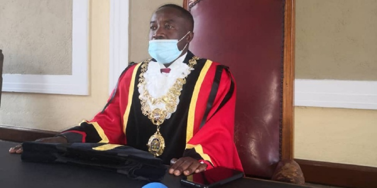 High Court blocks Minister of Local Government from recalling Harare Mayor Jacob Mafume