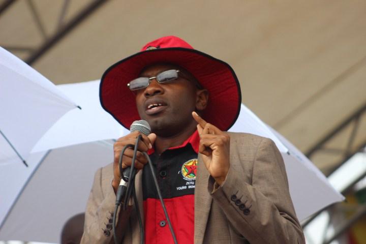 Zimbabwe Congress of Trade Unions (ZCTU)