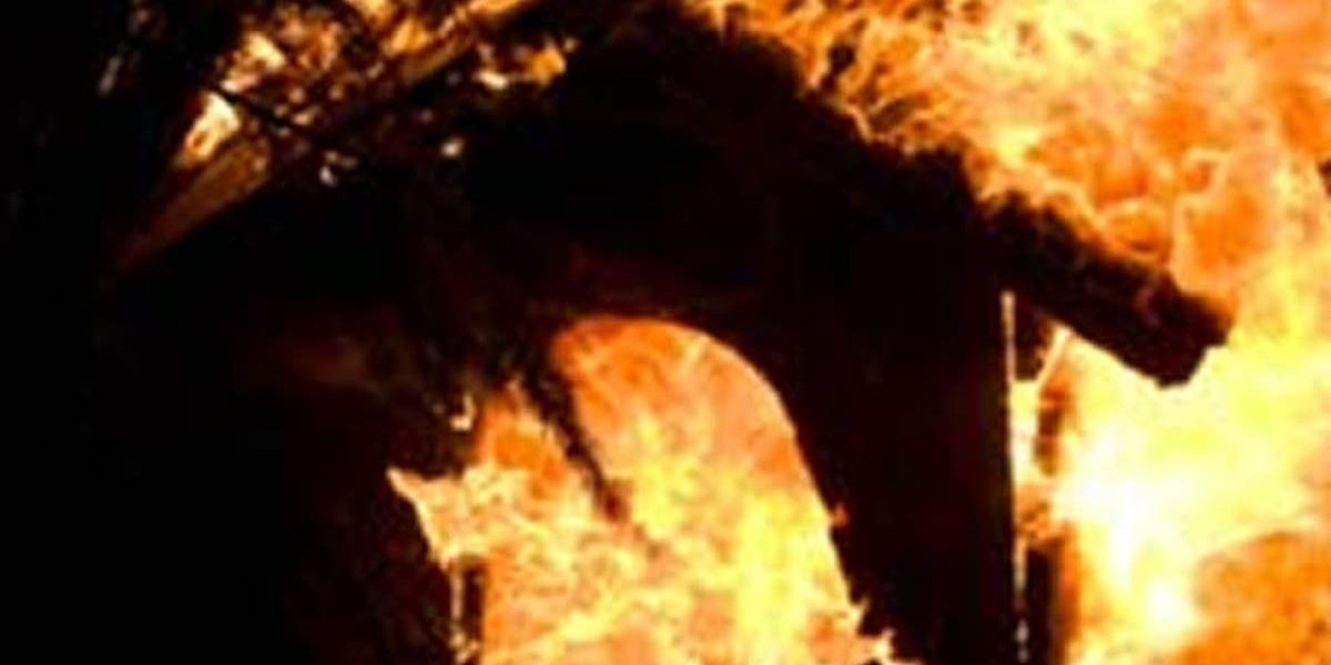 Fire Six-year-old Girl Burnt To Death In Deserted Hut