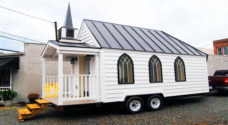 Mobile Chapel