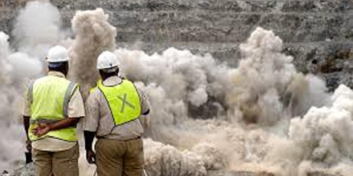 Mining Explosives