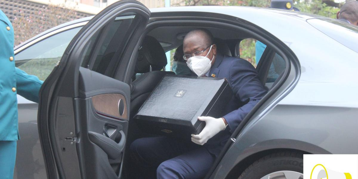 Thieves Break Into Mthuli Ncube's Car, Steal Cash, Documents