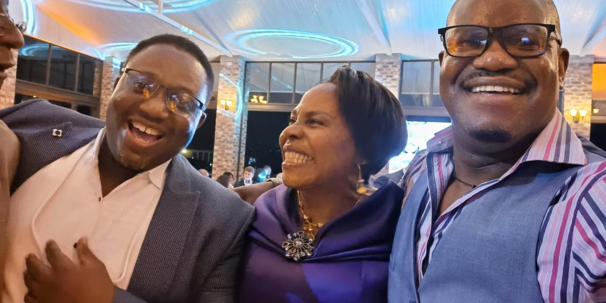Monica Mutsvangwa's 60th Birthday party