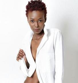 Zimbabwe Miss Tourism Sakhile Dube