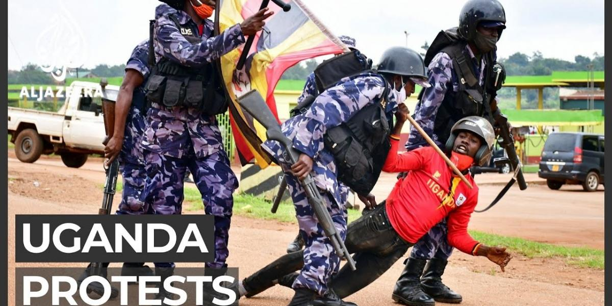 Uganda Protests After Bobi Wine's Arrest