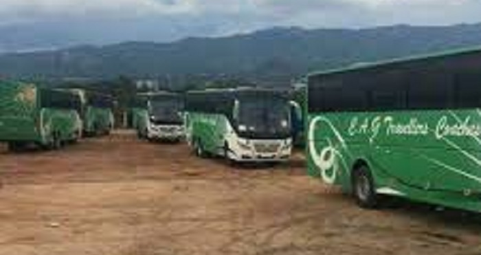 CAG Tours Bus Company
