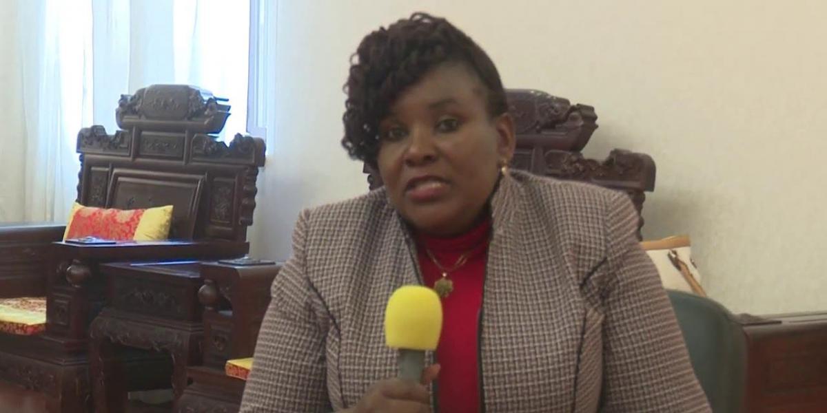 Janet Munyaka