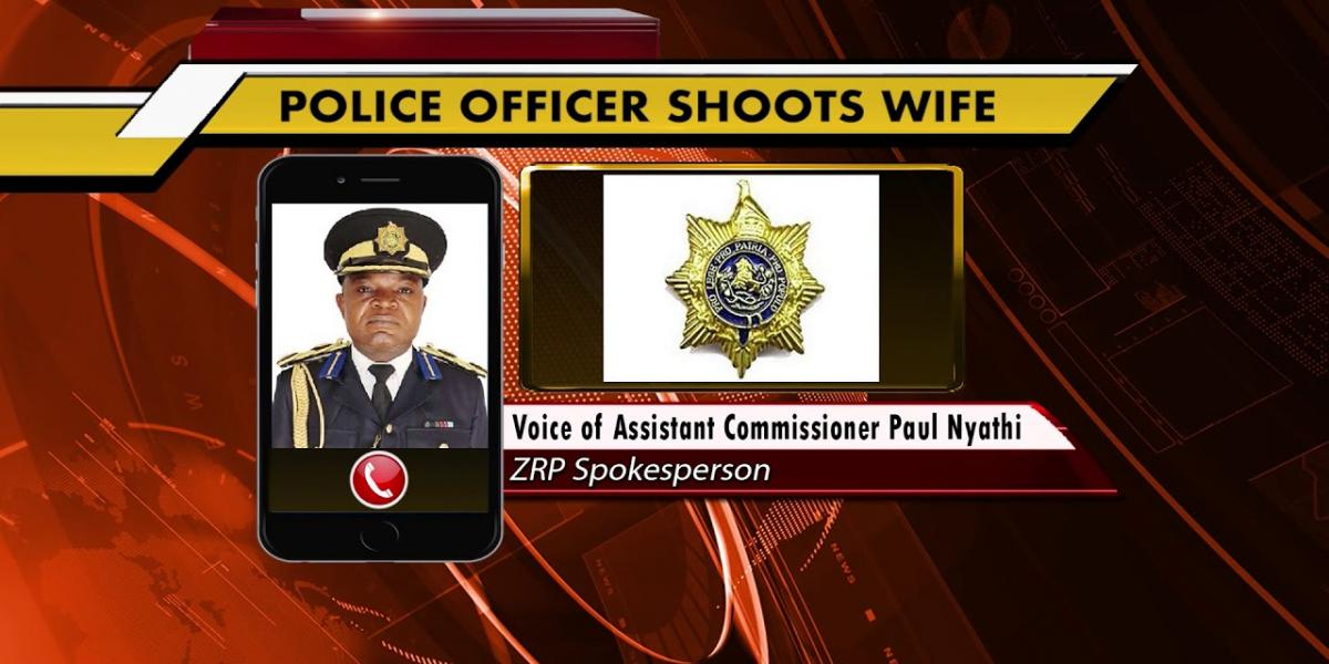 Police officer Shoots wife