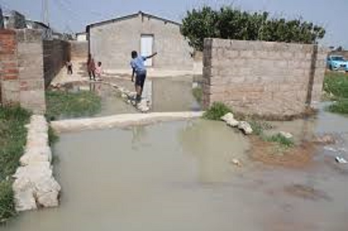 Raw Sewer Water borne diseases