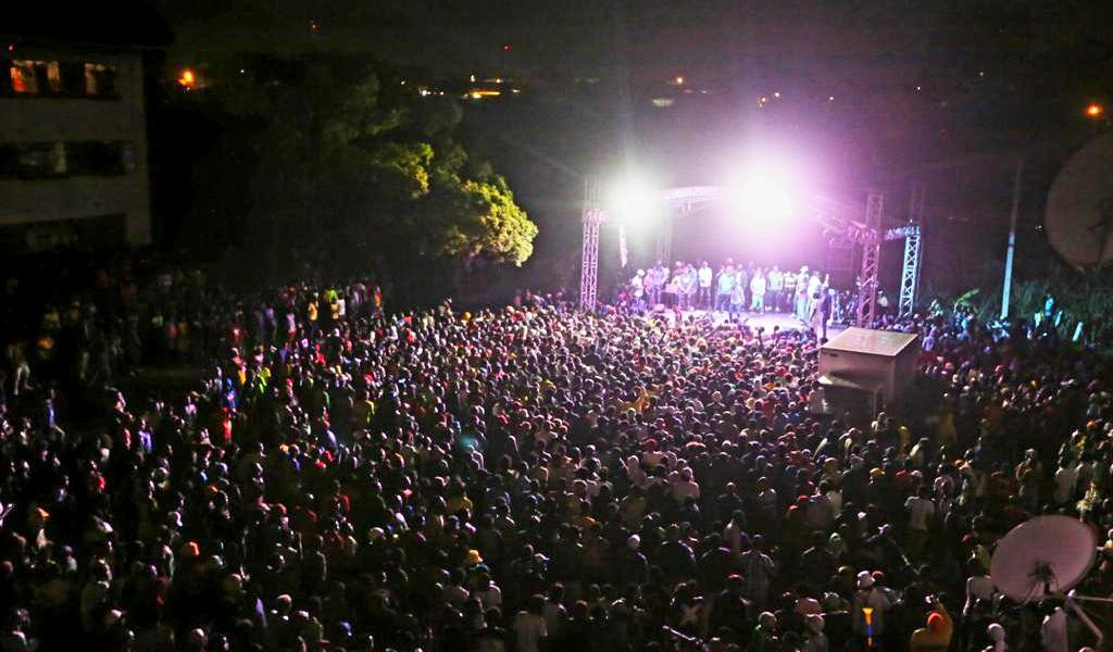 Mbare Concert