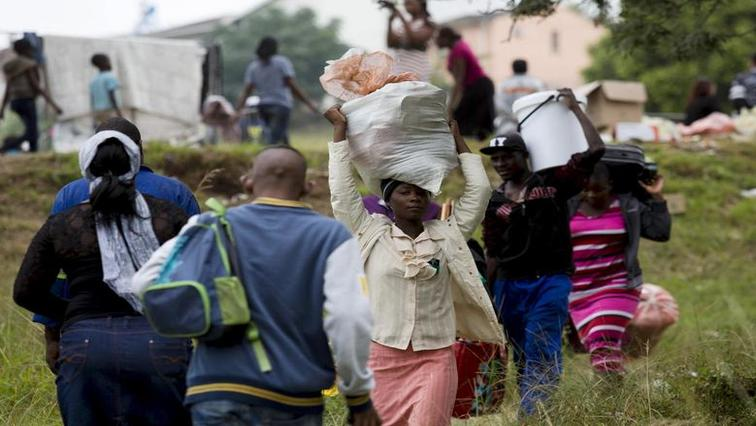 Migrants to South Africa