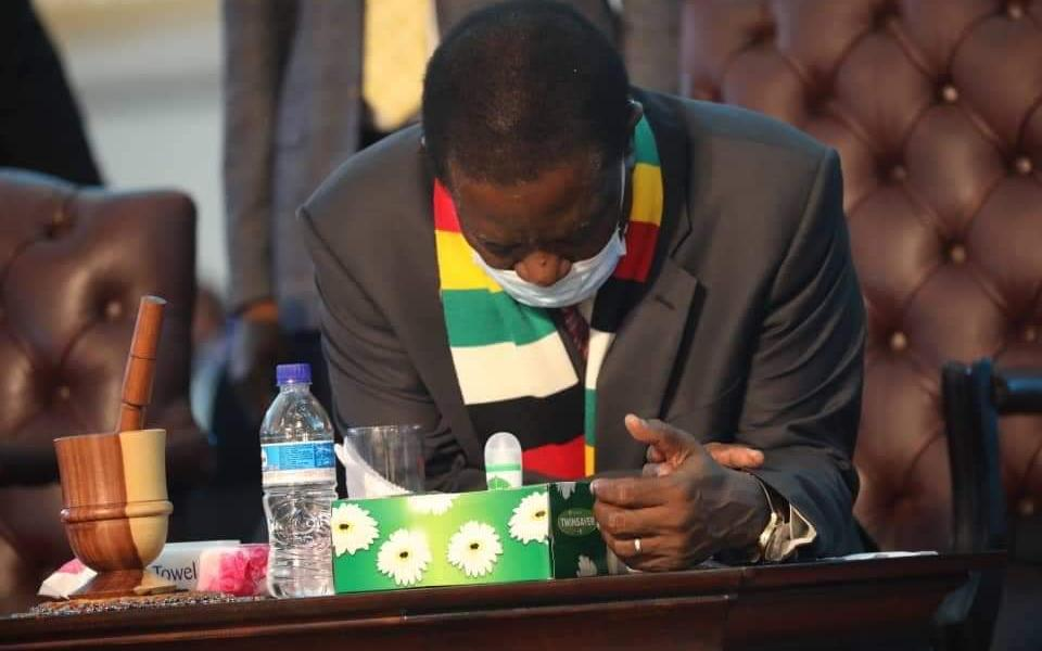 Emmerson Mnangagwa will be removed