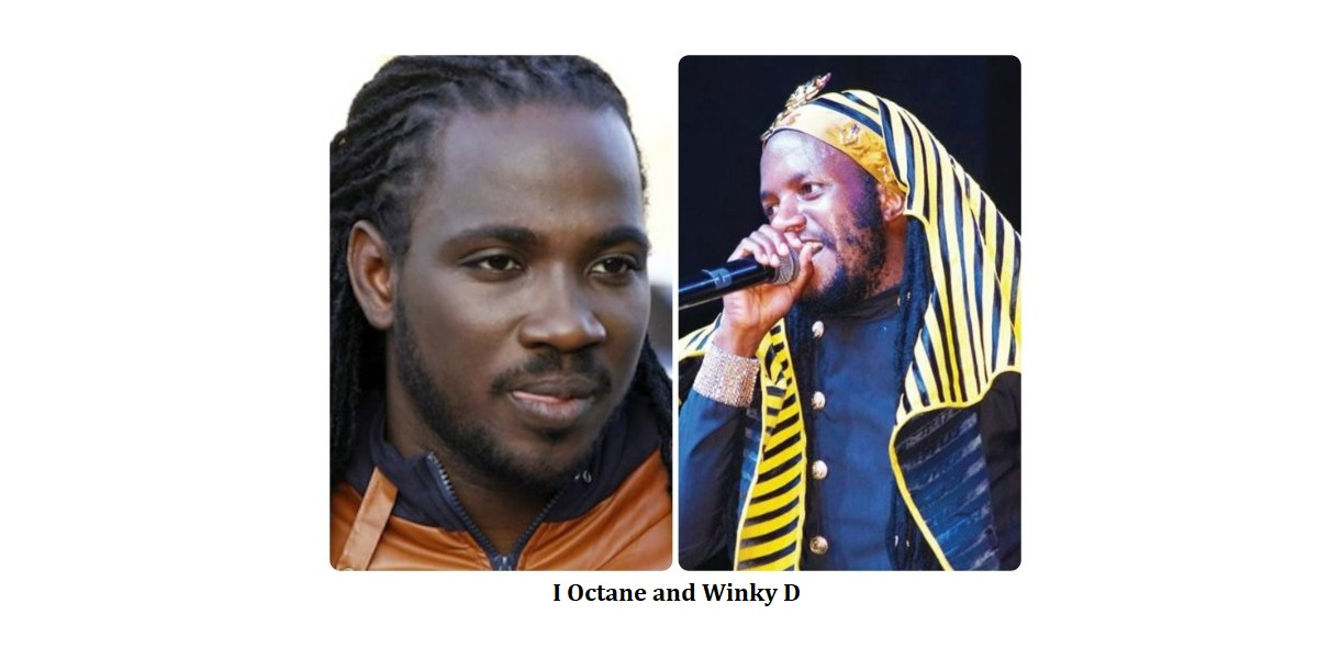 I OCTANE AND WINKY D