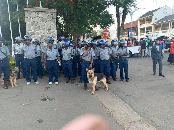 ZRP: We've Deployed Enough Police Officers At ZITF