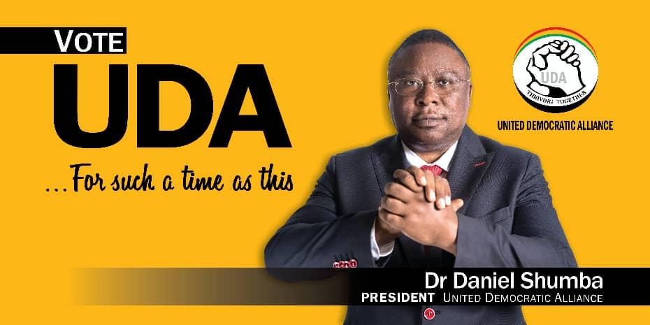 Daniel Shumba returns to politics