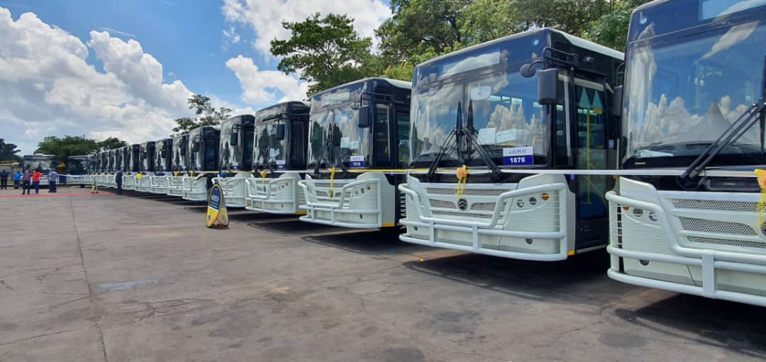 ZUPCO New Busses