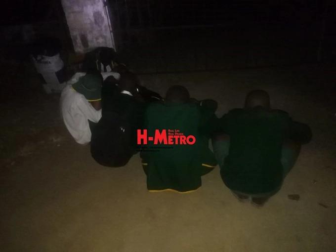 Nyamuzuwe High School