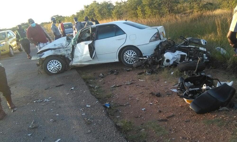 Auxillia Mnangagwa Accident Details easter