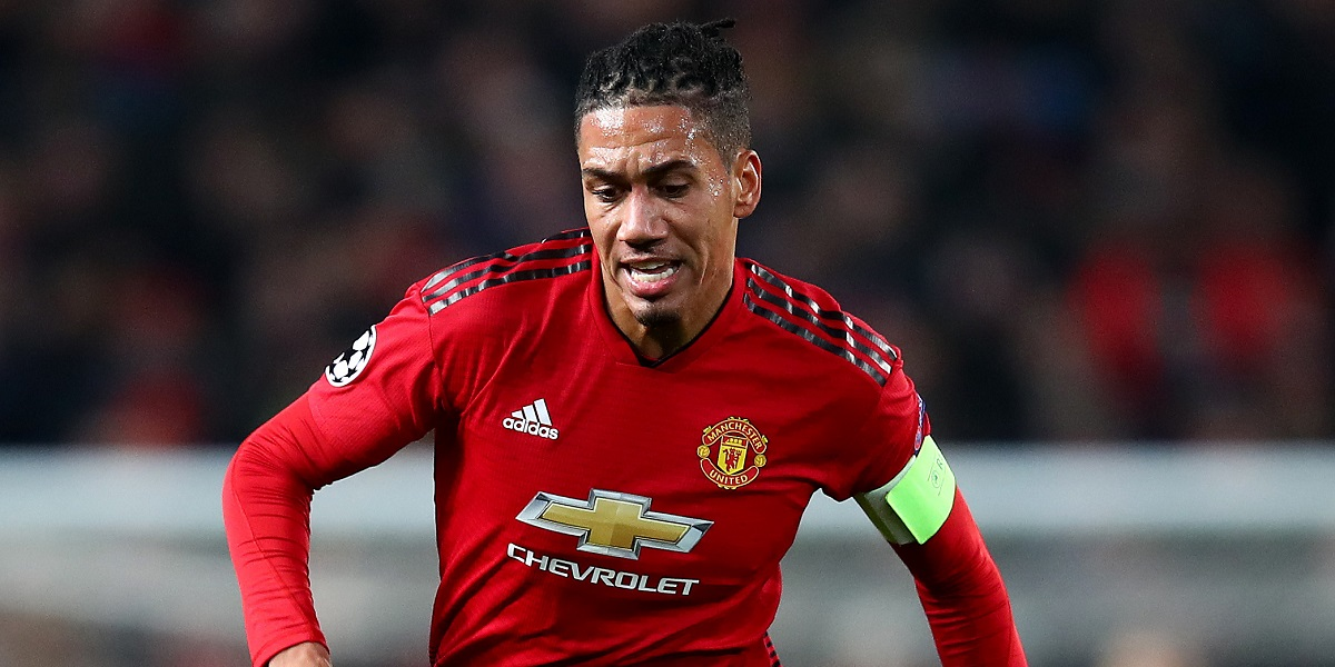 CHRIS SMALLING MANCHESTER UNITED ROMA ROBBED HELD GUNPOINT