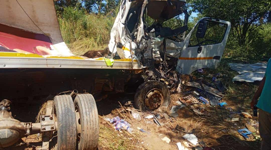 Lobels Truck accident