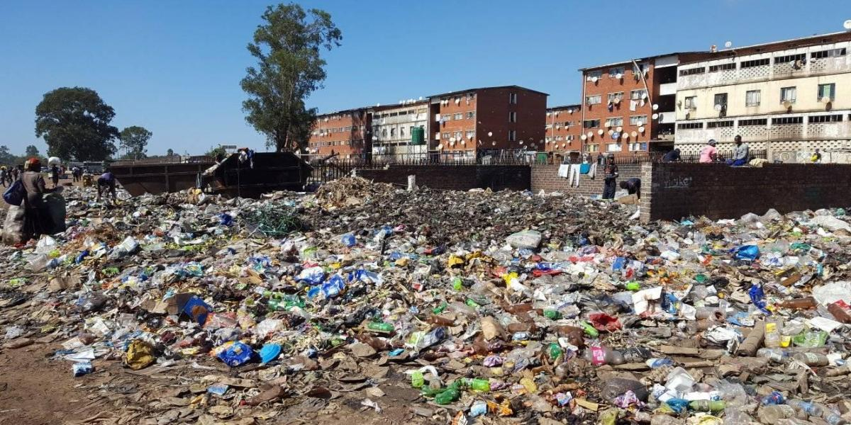Mbare Dump site onset