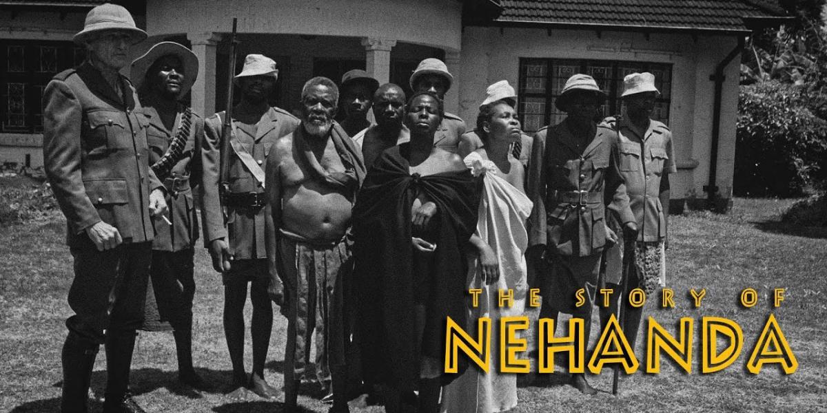 Mbuya Nehanda (MBUYA CHIRWA) The Story of Neahanda