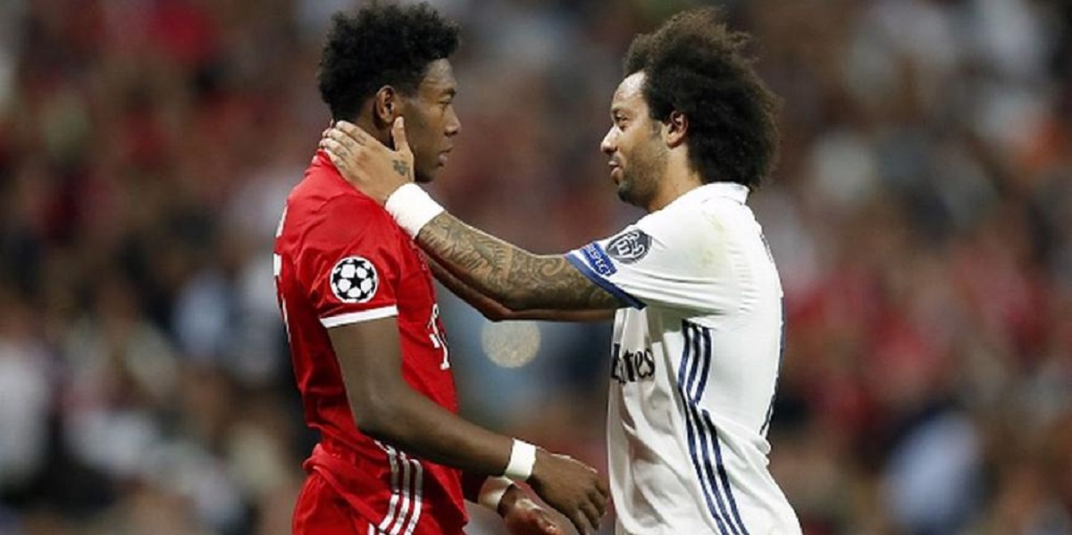 Alaba Joins Real Madrid from Bayern