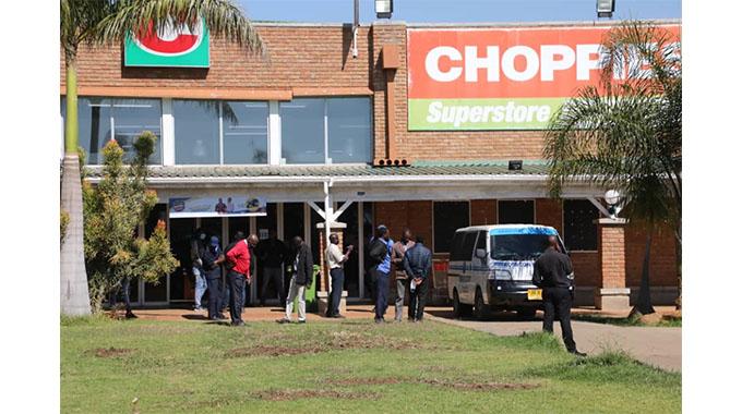Choppies Supermarket