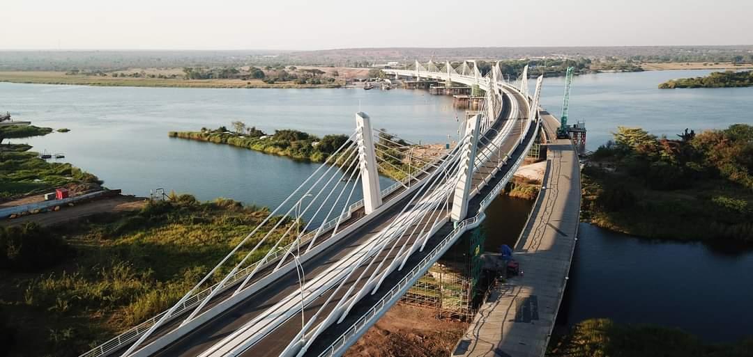 Kazungula Bridge