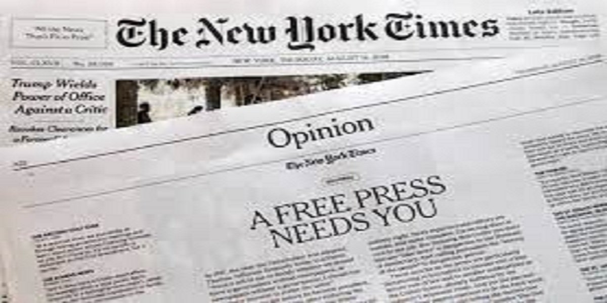 NEW YORK TIMES journalist reporters deportation prison high court freeing him
