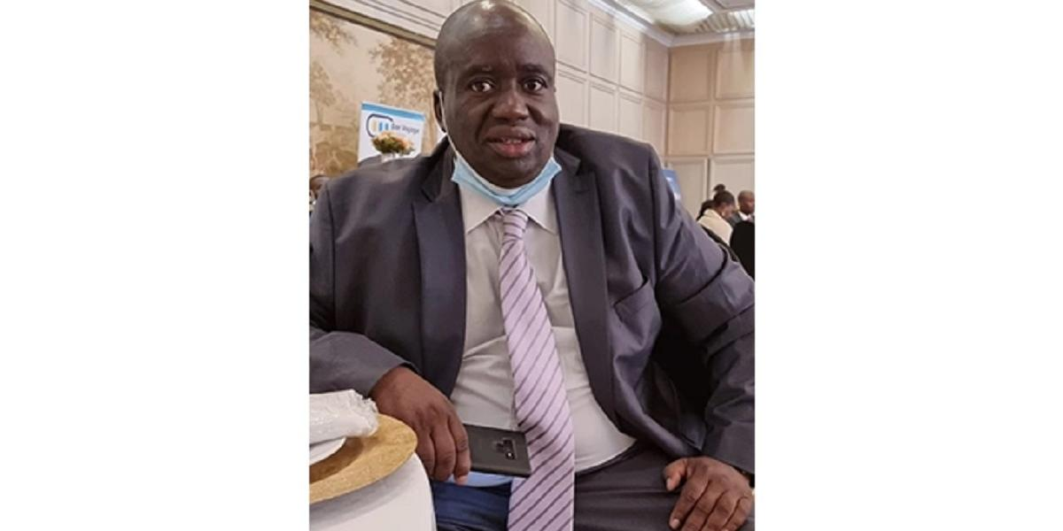 RONNIE DUBE Victoria Falls Town Clerk arrested