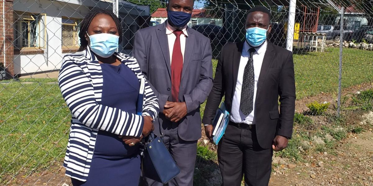 Zimbabwe Lawyers for Human Rights (ZLHR)