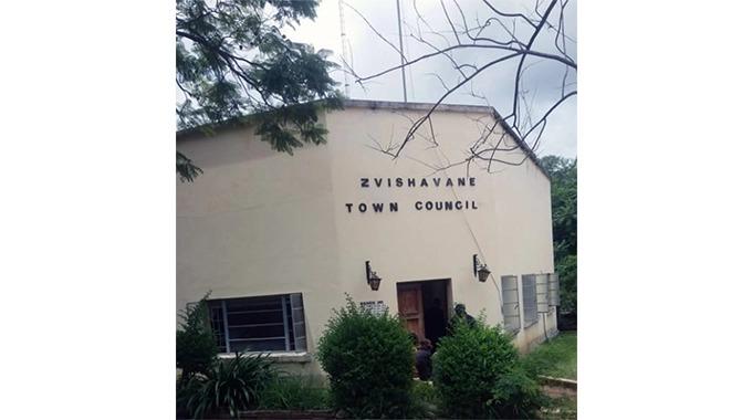 Zvishavane Town Council
