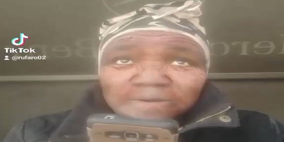 Mhoro Abhero granny's obscenities