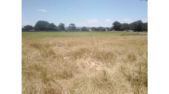Chinotimba Stadium